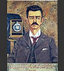 Portrait of Don Guillermo Kahlo