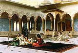 The Harem on the Terrace