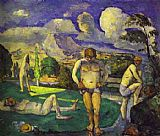 The Bathers Resting