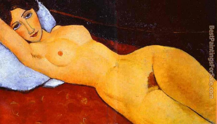 Amedeo Modigliani Paintings for sale