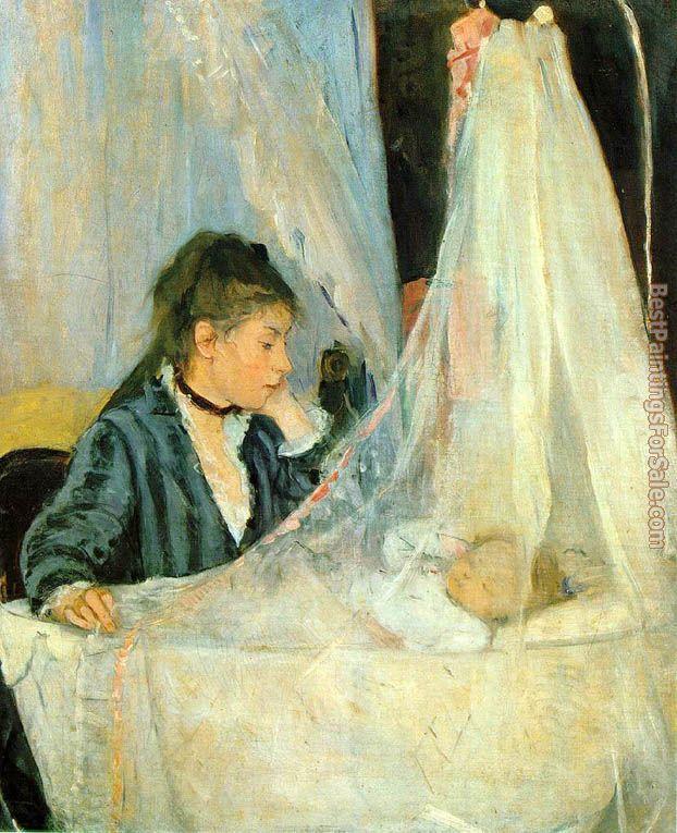 Berthe Morisot paintings for sale - bestpaintingsforsale.com
