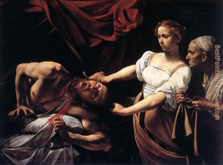 Caravaggio Paintings for sale