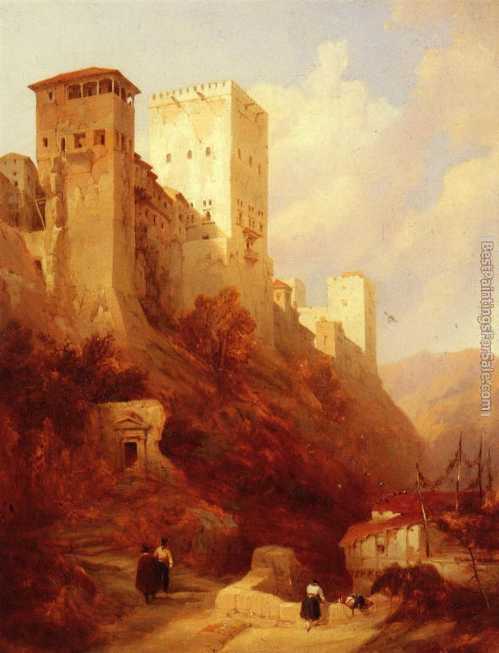 David Roberts Paintings for sale