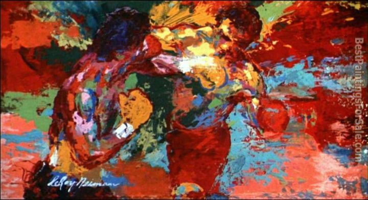 Leroy neiman paintings for sale for Oil paintings for sale amazon