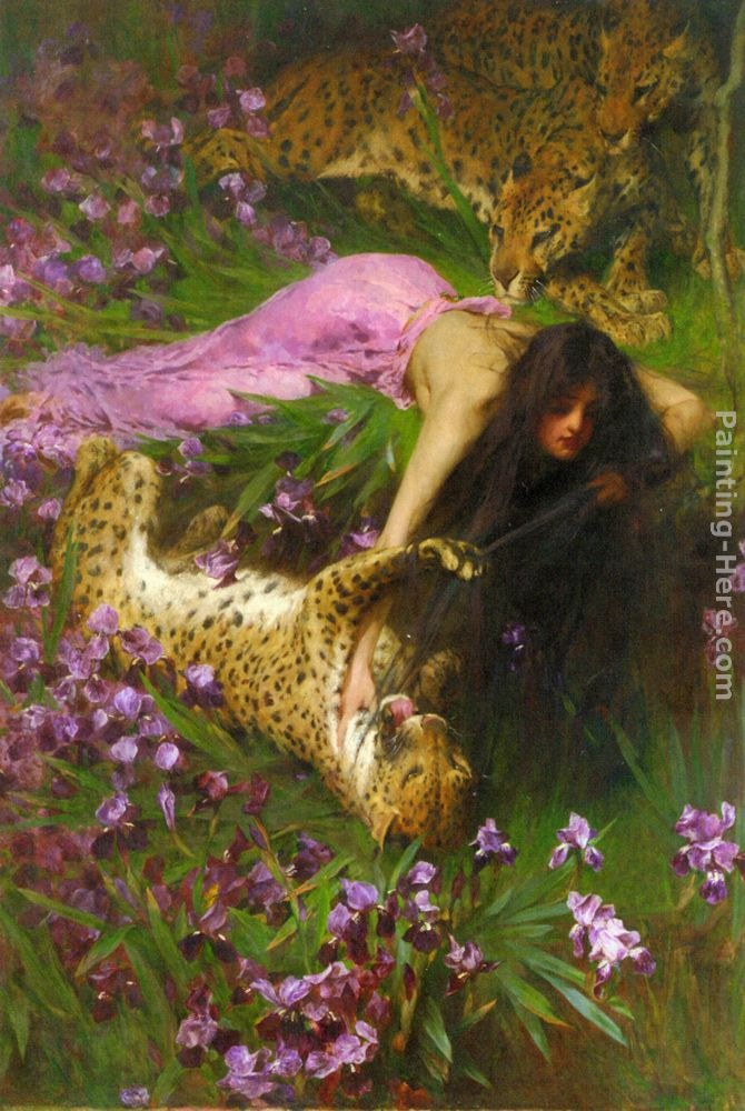 Arthur Wardle The Enchantress