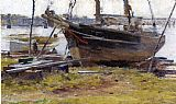 Theodore Robinson The E. M. J. Betty painting